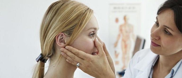 Лечение лимфоузлов на шее в домашних условиях