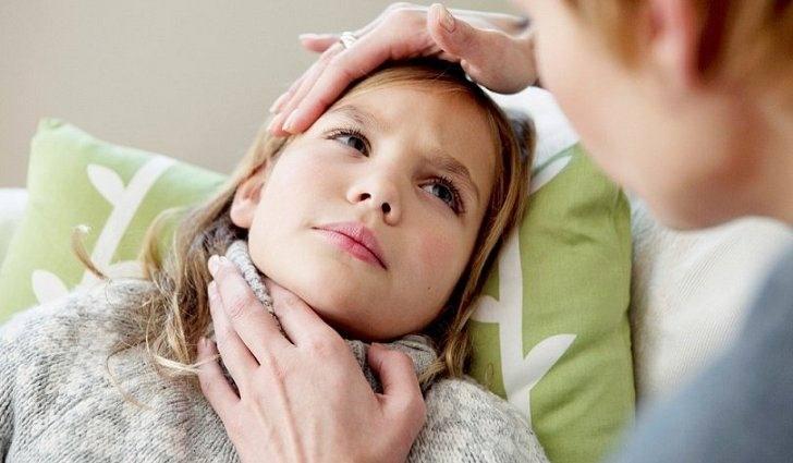 Лечение увеличенных лимфоузлов на шее в домашних условиях