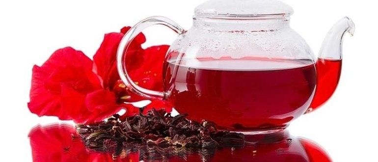Чай каркаде: мочегонный или нет