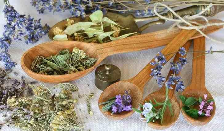Травы для полоскания горла
