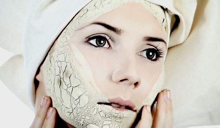 Скраб для увядающей кожи лица