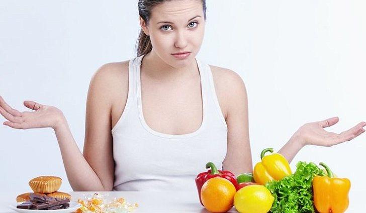 Правильное питание от потрескавшихся пяток