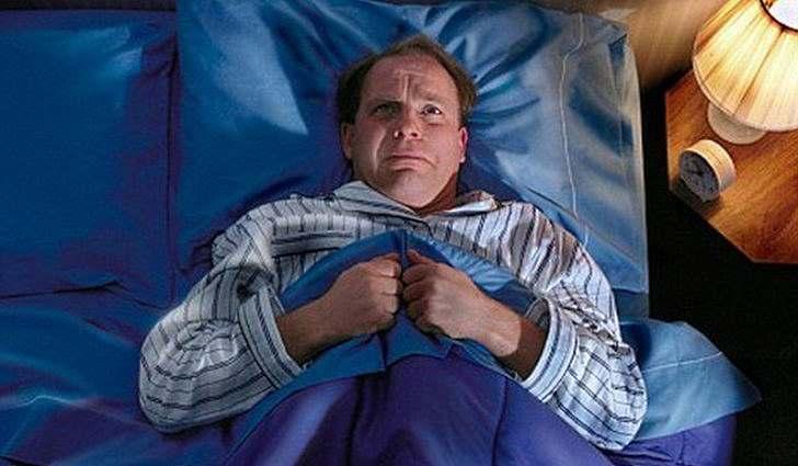 Последствия регулярного дефицита ночного отдыха