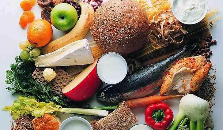 Правильное питание для улучшения обмена веществ