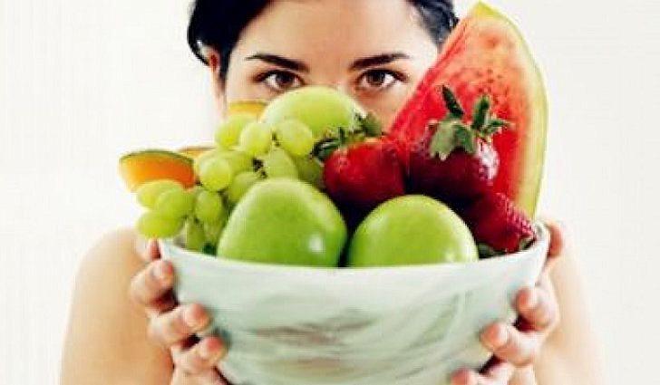 Правильное питание устраняет упадок сил