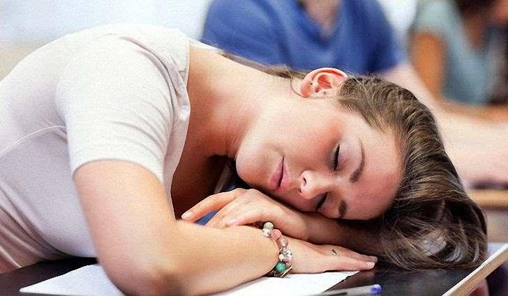 Симптомы хронического недосыпа
