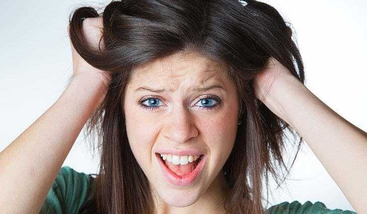 Симптомы нервного напряжения