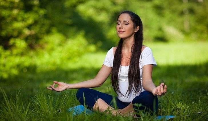 Несложные упражнения для избавления от напряжения