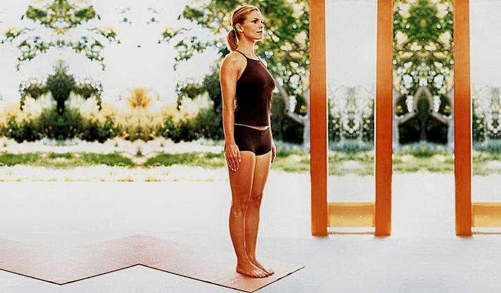 Физическое упражнение, повышающее самооценку