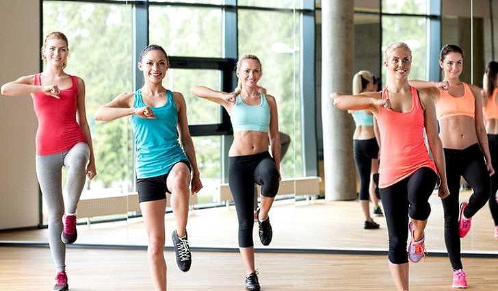 Регулярные физические упражнения