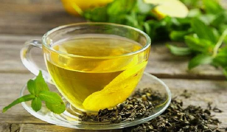 Зеленый чай укрепляет иммунную систему