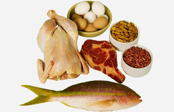 31 высокопротеиновых продуктов, содержащих белок в 100 г