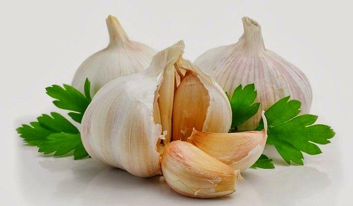 Рецепт с чесноком от простуды