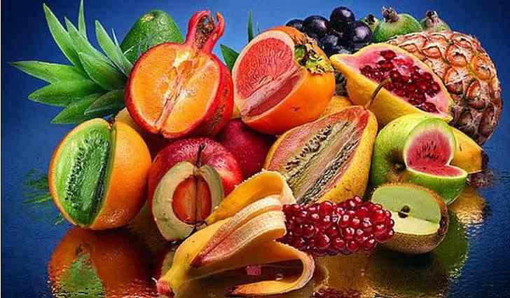 Экзотические фрукты богатые клетчаткой