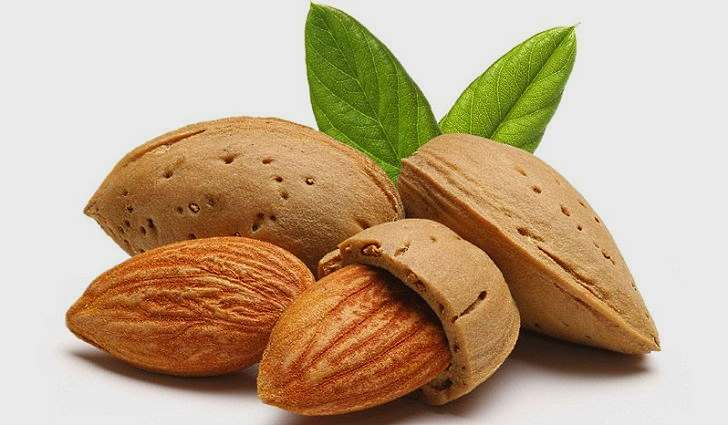 Миндаль источник витамина e