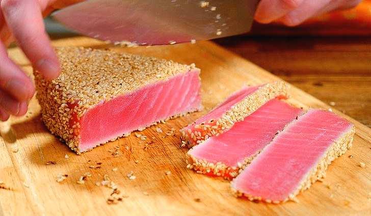 Морепродукты, богатые белком