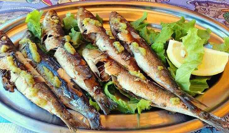 Сардины содержат белки