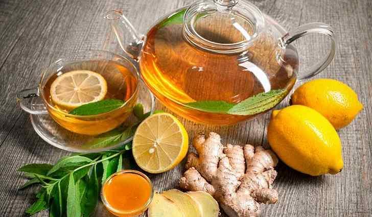 Лимон увеличивают поглощение железа