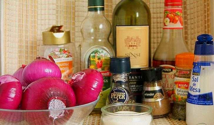 Луковое вино