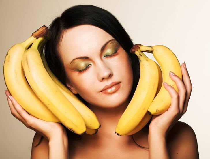 Пектин бананов увеличивает объем пищи