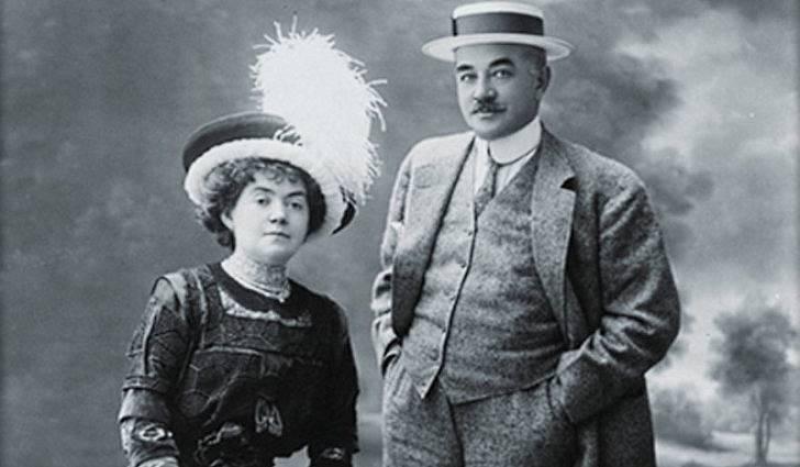 В 1900 году шоколад завезли в Америку