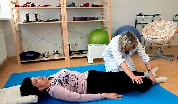 Физические упражнения после перенесенного инсульта