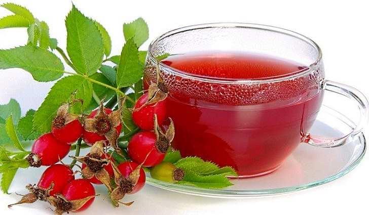 Питание больного розацеа