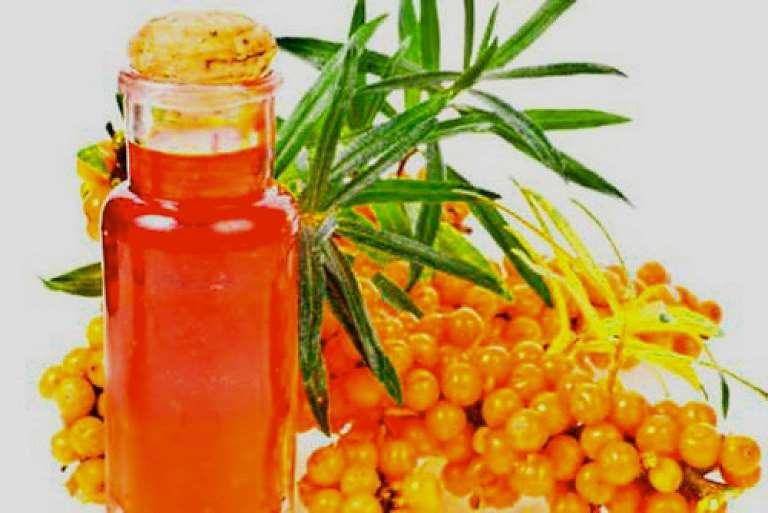 Лечение аденоидов облепиховым маслом