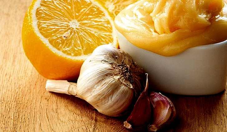 Эффективен настой чеснока и лимона при повышенном холестерине