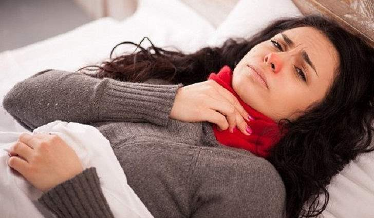 Как в домашних условиях лечить ларингит