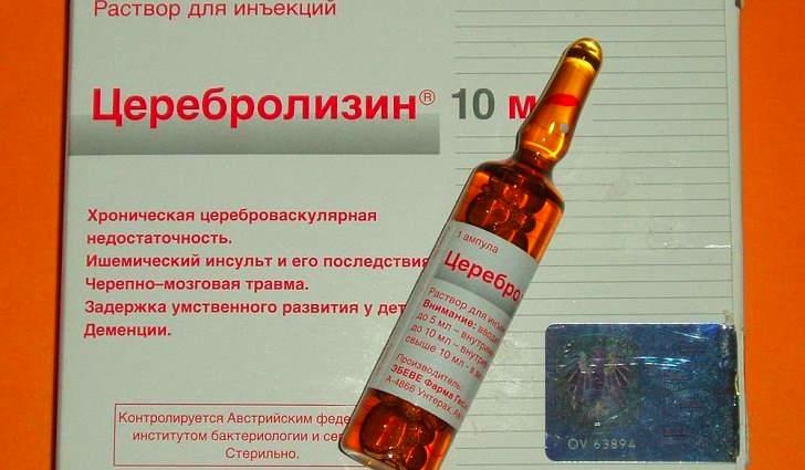 Эффект лечения дисциркуляторной энцефалопатии - в высоких дозах