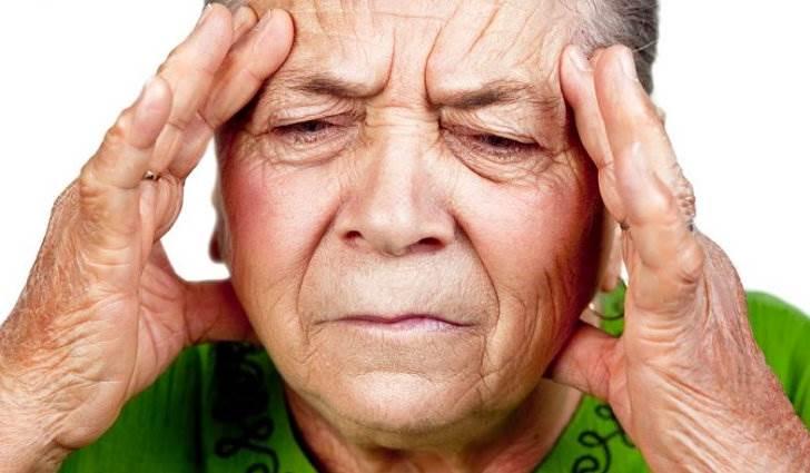 Первые симптомы нарушения мозгового кровообращения