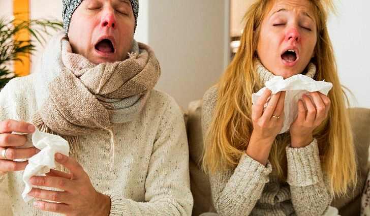 Причины распространения гриппа