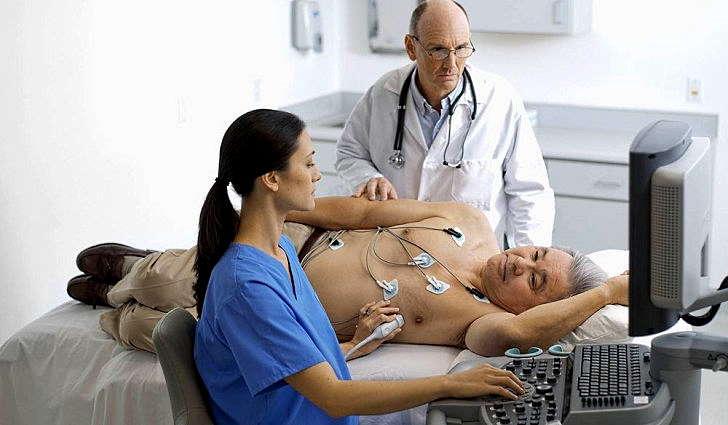 Диагностика хронической сердечной недостаточности