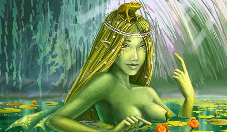 Легенда о сушенице болотной