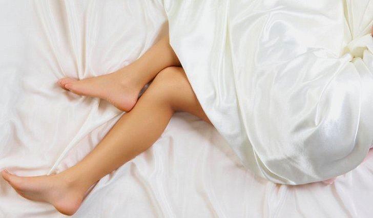 Синдром беспокойных ног - причины и лечение народными средствами