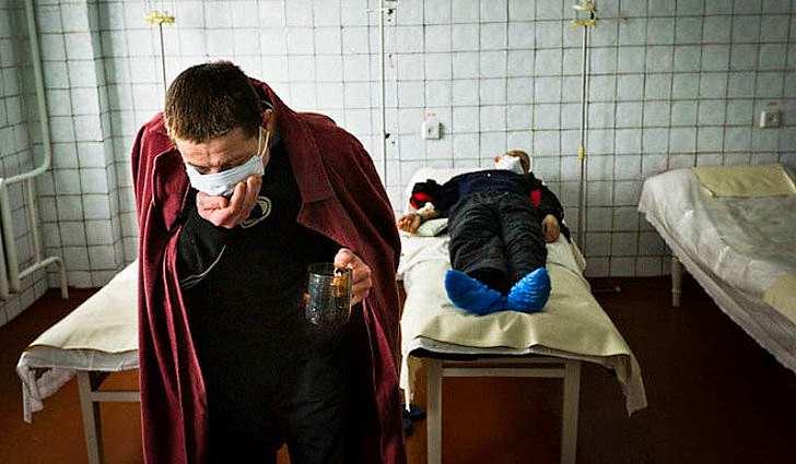 Насколько заразен туберкулез легких