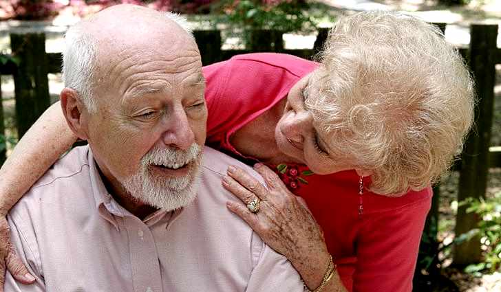 Что такое болезнь Альцгеймера, фото больного