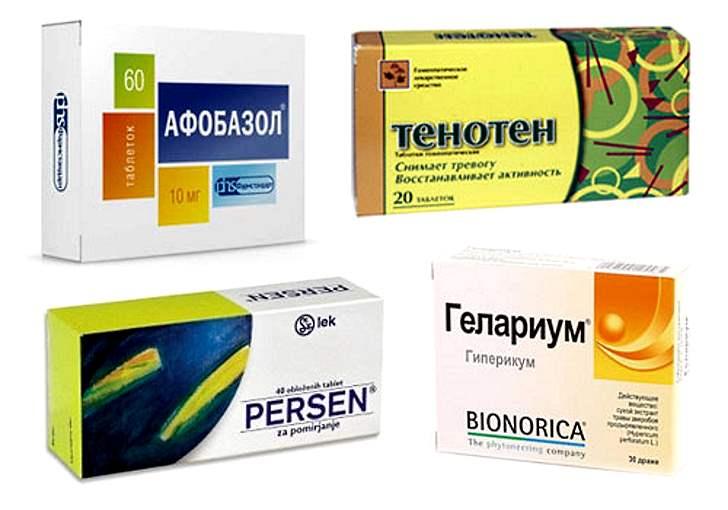 Какие лекарства помогут справиться с ВСД