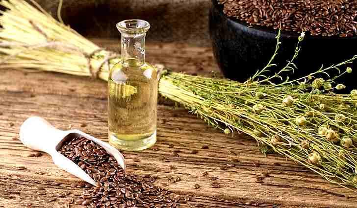 Льняное масло - лучший антикоагулянт
