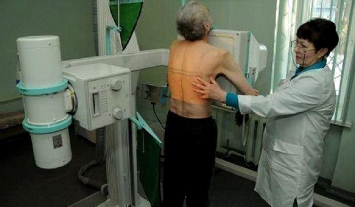 Диагностика заболевания легких ХОБЛ