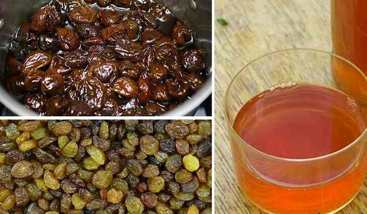 Изюм и смесь трав помогли вылечить гепатит