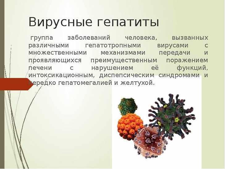 Какие гепатиты вирусные, как лечить