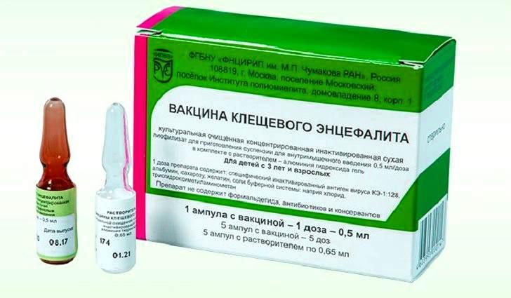 Клещевой энцефалит, папиллома человека