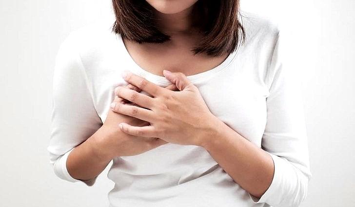 Симптомы болезни молочных желез