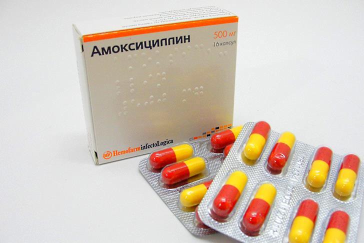 Антибиотики для лечения флюса