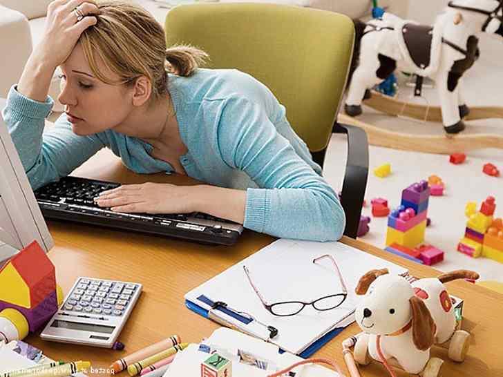 Стресс и физическая усталость
