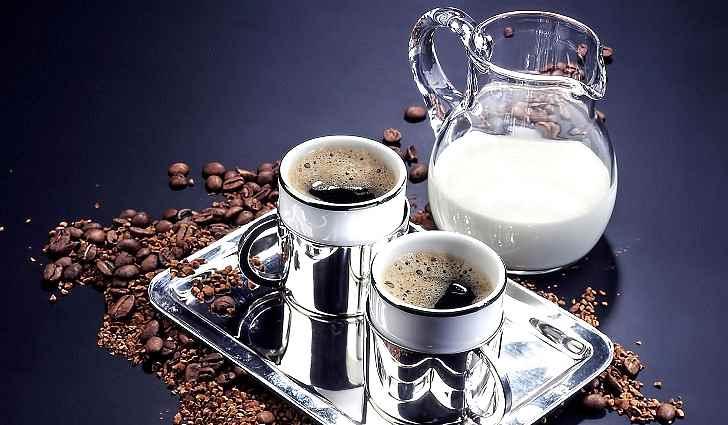 Без кофе и козьего молока