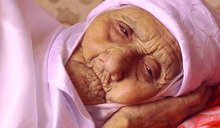 Тест для определения биологического возраста по состоянию кожи