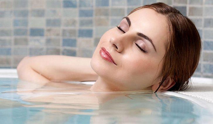 Лечебные успокаивающие ванны